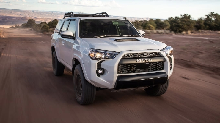 Reviews: 2020 Toyota 4Runner TRD Pro Review: More Tech, Same