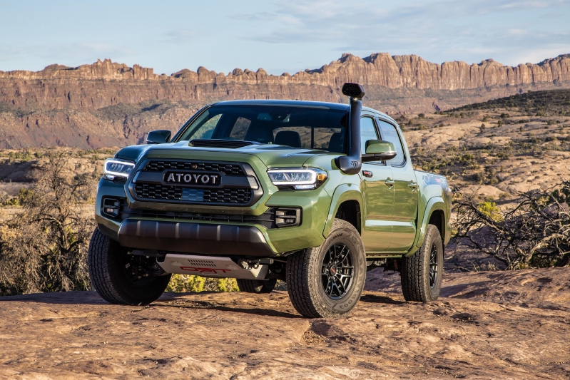 News: 2020 Toyota Tacoma first drive review: Small tweaks