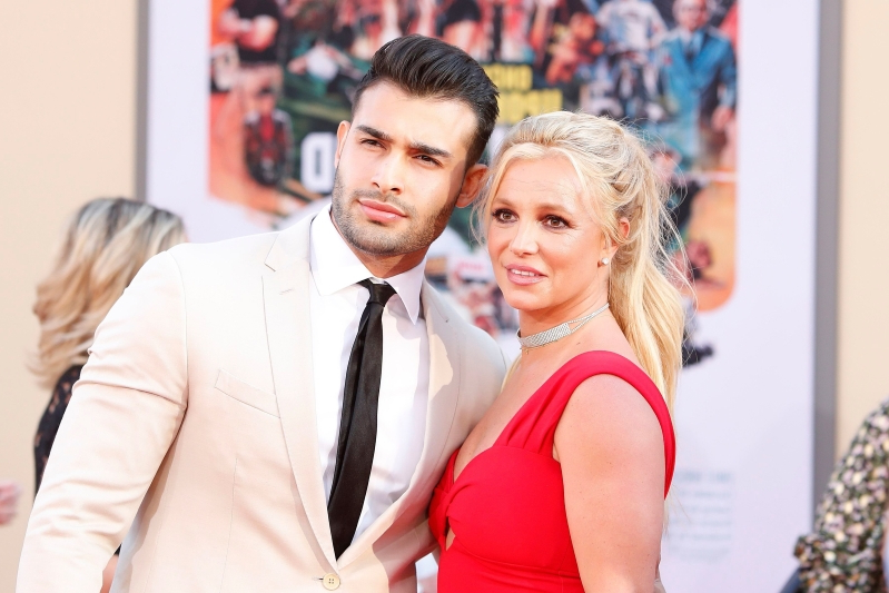 Britney Spears Engagement Rumours Heat Up After Red Carpet Appearance