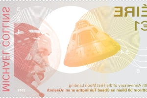 Moon blunder: An Post says sorry for spelling error on special stamps marking lunar landing