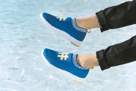 7e5ec0600 Offbeat: These Waterproof Sneakers Are Made From Recycled Coffee ...