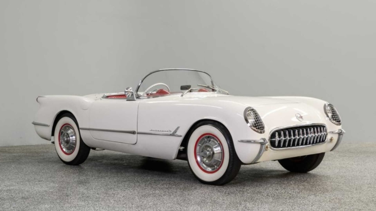 1953 Chevy Corvette Tribute Pays Homage To A Legend