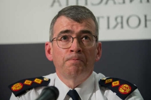Garda Commissioner Drew Harris involved in arrest of suspected drink driver in west Dublin