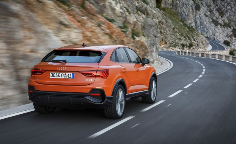 News The 2020 Audi Q3 Sportback Offers More Style With Less Space