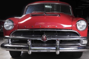 1954 Hudson Hornet Convertible To Be Auctioned With No Reserve