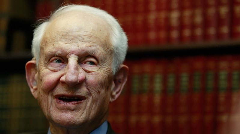 Funeral Today For Longest Serving Manhattan District Attorney Robert Morgenthau