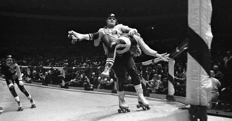Sports The Long And Surprising History Of Roller Derby Pressfrom Canada