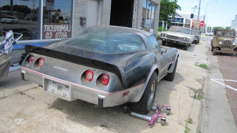 To Drive Or Not To Drive: The Quandary Of Owning A Brand-New 1978 Chevrolet Corvette