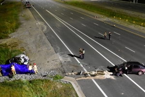 Canada: 4 dead, 12 injured in multi-vehicle accident on highway