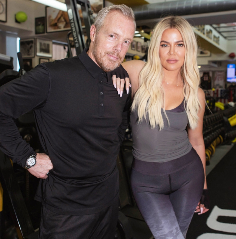 Khloe Kardashian's Trainer Gunnar Peterson Has a Genius Motivation Tip