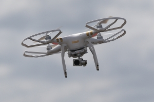 Police investigating near miss between drone and plane