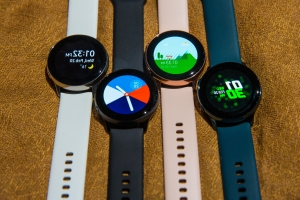 Samsung Galaxy Watch Active 2 pictures leak