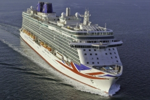 'Violent brawl' breaks out on cruise ship after angry row about onboard clown