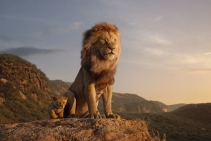 Here's the One Real Shot in Disney's 'The Lion King' Remake