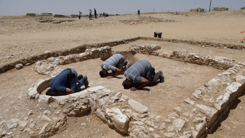 One of the Oldest Mosques in the World Was Just Discovered in Israel