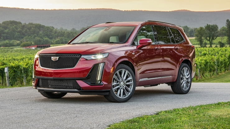 Reviews 2020 Cadillac Xt6 First Drive Review Out Escalading