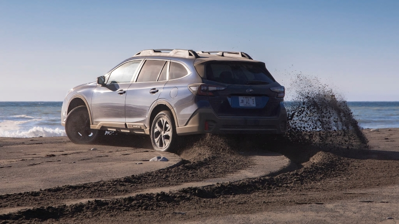 Auto Shows: 2020 Subaru Outback First Drive Review: All New