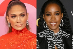 Kelly Rowland says Jennifer Lopez motivates her to work out almost every day: 'Her body is killer'