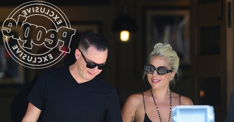 Entertainment: A New Flame? Lady Gaga Photographed Kissing