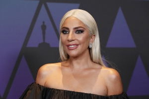 A New Flame? Lady Gaga Photographed Kissing Audio Engineer Dan Horton in L.A. During Brunch Date