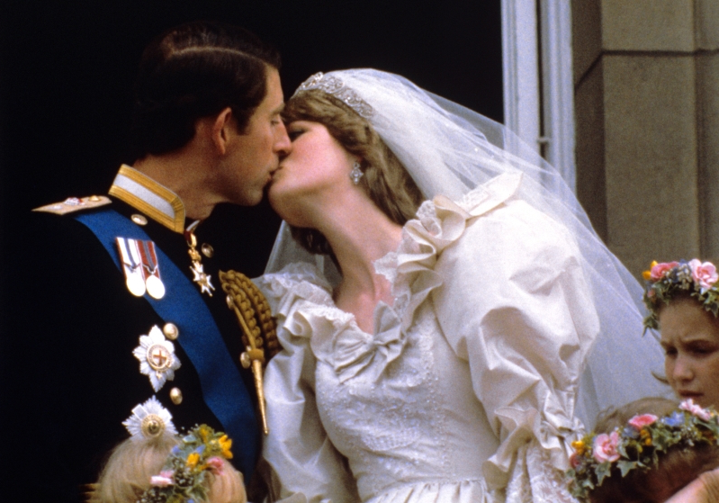 Charles And Diana Wedding.Entertainment Moments The World Missed From Charles And Diana S