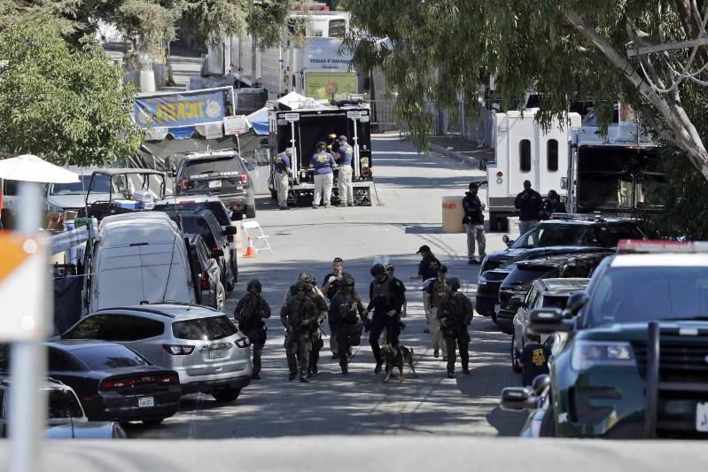 Crime: Source: Gilroy Garlic Festival shooter's rifle was legal in