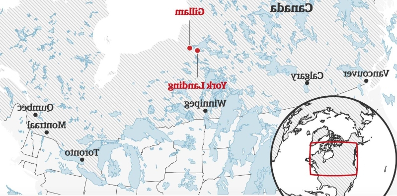 Canada: The Guardian Hilariously Messed Up Montreal, Quebec On A Map on st. lawrence river map, st. augustine map, scotland map, new orleans map, usa map, mexico map, maine map, ontario map, montreal map, great lakes map, nova scotia map, manitoba map, canada map, houston map, brazil map, british columbia map, sweden map, new brunswick map, north america map, minnesota map,