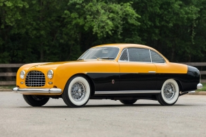 Buy now: This bespoke 1952 Ferrari is fit for a president