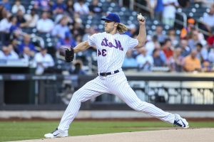 Mets executive: Noah Syndergaard trade is not close