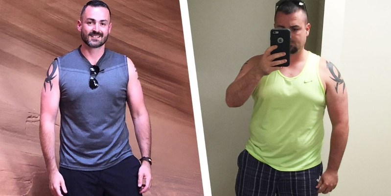 Health & Fit: One Small Addition to This Guy's Lunch Routine