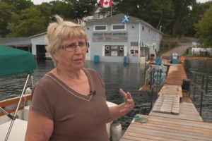 Small businesses, residences on Great Lakes being 'destroyed' by high water this summer