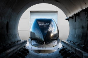 Hyperloop project in India inches closer to reality