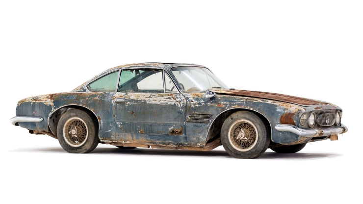 Rusty and Rare: Is This 1961 Maserati Worth $700,000?