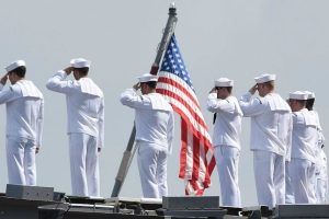 US: Navy's top admiral steps in, drops charges against