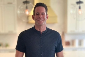 Tarek El Moussa flirts up a storm online with girlfriend Heather Young