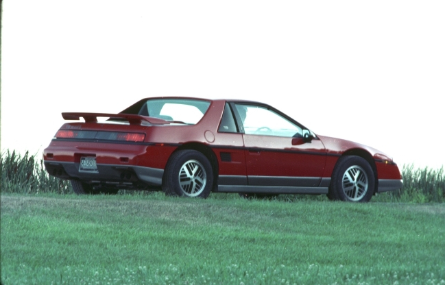Enthusiasts: The Pontiac Fiero Almost Never Happened  Here's