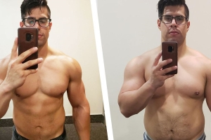 This Guy Adjusted His Diet and Workout to Drop 20 Pounds and Get Ripped