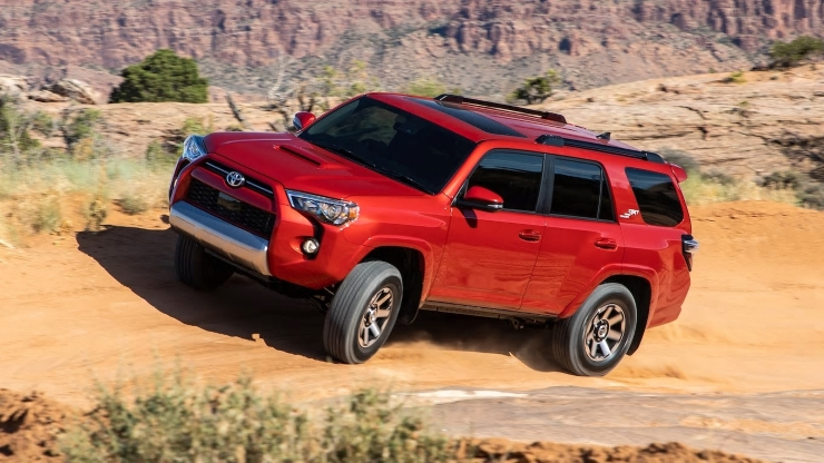 Reviews: 2020 Toyota 4Runner Gets a Price Hike, More