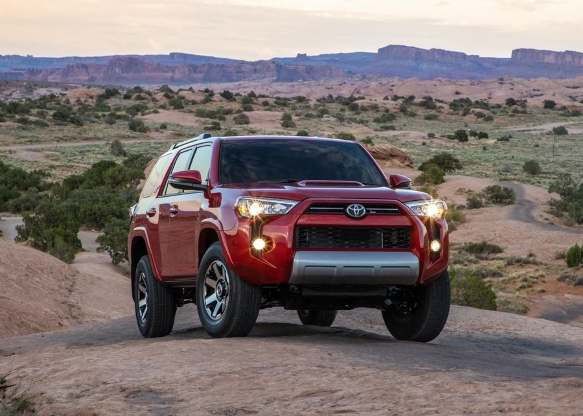 News: 2020 Toyota 4Runner gets modest price increase