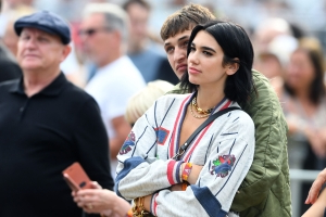 Dua Lipa And Anwar Hadid Have Finally Gone Instagram Official