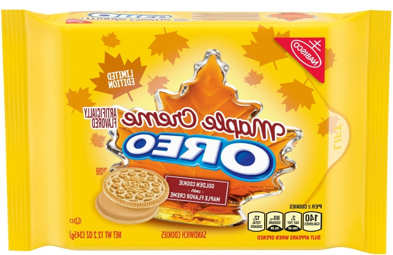 Food Maple Creme Oreos Are Finally Coming To Stores This Fall