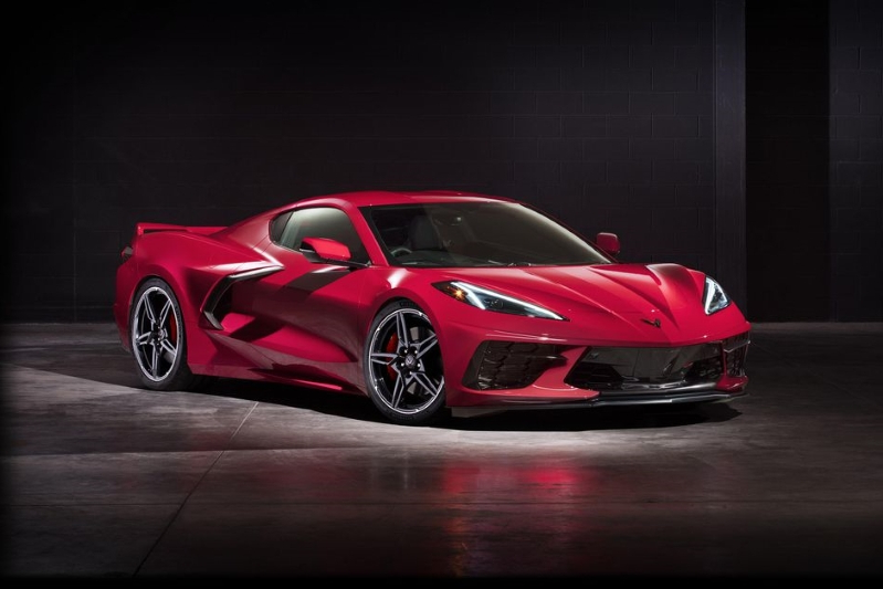 News This Is What Comes Standard In The Mid Engine 2020 Chevy