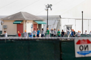 All unaccompanied children removed from Homestead migrant detention facility: HHS