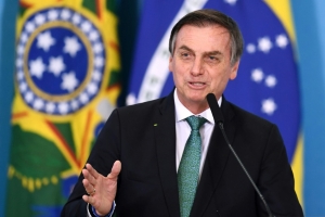 Brazil research chief says sacked over Bolsonaro deforestation spat