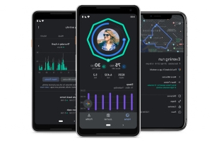 Dark theme is coming to Google Fit next week