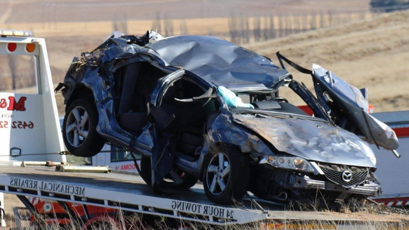 Australia: Driver in Cooma fatal car crash arrested trying to board