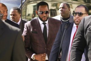 R. Kelly Pleads Not Guilty In NYC Court To Sex Abuse Charges