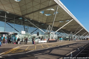 Stansted is the second worst airport in the world for delays with a THIRD of flights failing to leave on time, damning study finds