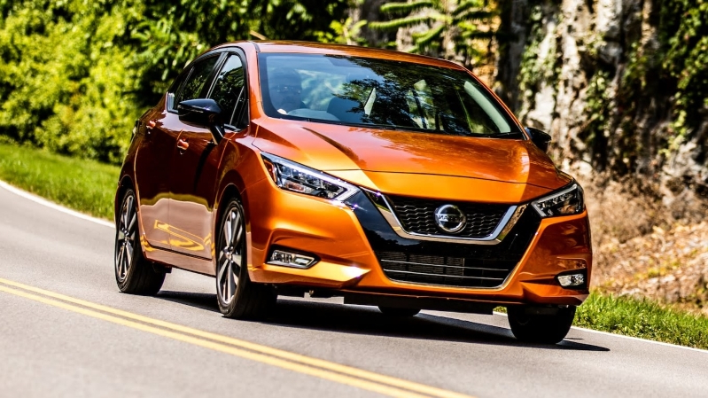 Reviews 2020 Nissan Versa Review More Attractive And