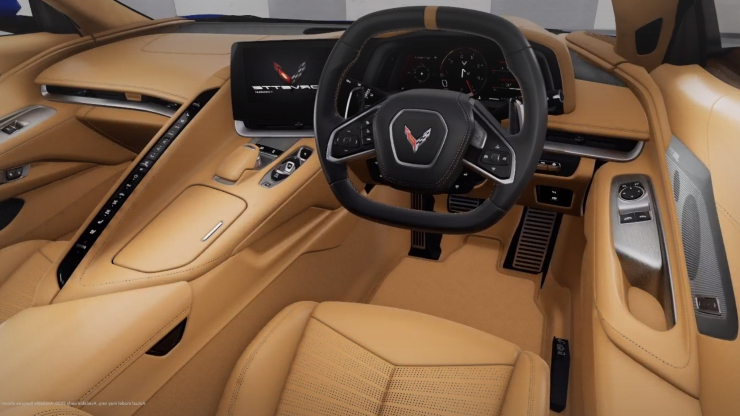 News Here Are All The 2020 Corvette C8 Paint And Interior